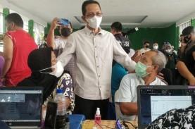Masyarakat Pulau Kasu Kompak Sukseskan Vaksinasi