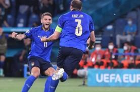 Prediksi Italia vs Austria: Chiellini Absen, Veratti…