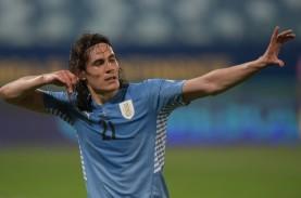 Copa America 2021, Edinson Cavani Bawa Uruguay Atasi…