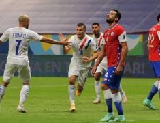 Copa America 2021: Meski Dominan, Cile Kalah 0-2 dari Paraguay