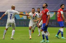 Copa America 2021: Meski Dominan, Cile Kalah 0-2 dari…
