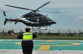 Persewaan Helikopter Tujuan Wisata Privat Meningkat