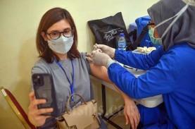 Hore! Vaksinasi Covid-19 DKI Jakarta Tidak Perlu Surat…