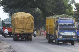 Dishub Riau Razia Kendaraan ODOL di Kampar