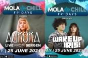 Band Asal Malang dan Penyanyi Norwegia Tampil Epik di Mola Chill Fridays