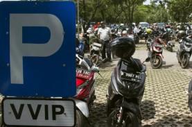 Belum Daftar Ulang Pajak di DKI Bakal Kena Parkir…