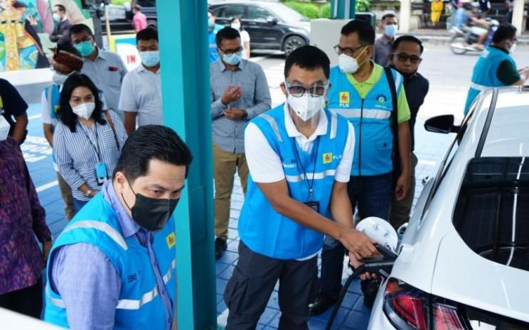 Semester I 2021 Penjualan Mobil Listrik Di Indonesia Capai 1 900 Unit Otomotif Bisnis Com
