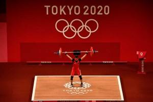 Windy Cantika Aisah Sumbang Medali Pertama Untuk Indonesia Pada Olimpiade Tokyo 2020
