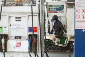 Pertamina Catat Penurunan Konsumsi BBM Selama Penerapan PPKM