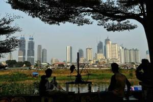 IMF Pangkas Proyeksi Pertumbuhan Ekonomi Indonesia Menjadi 3,9 Persen