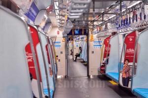 Penumpang MRT Turun Hingga 80 Persen Selama Penerapan PPKM