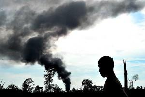Sudah 9 Hari, Kebakaran Sumur Minyak Ilegal di Jambi Masih Membara