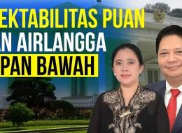 Elektabilitas Puan Maharani Kalah Dari Ganjar Pranowo, Gimana Nih?