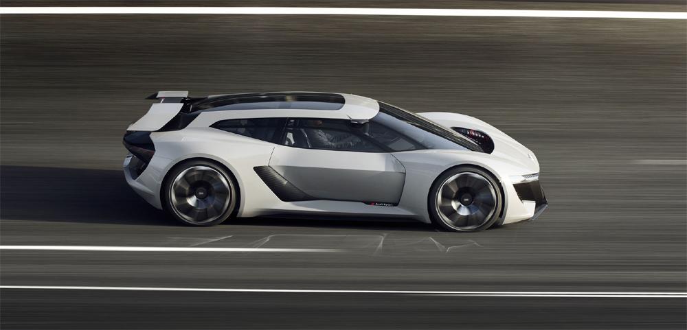 Audi PB18 e-Tron (AUDI)