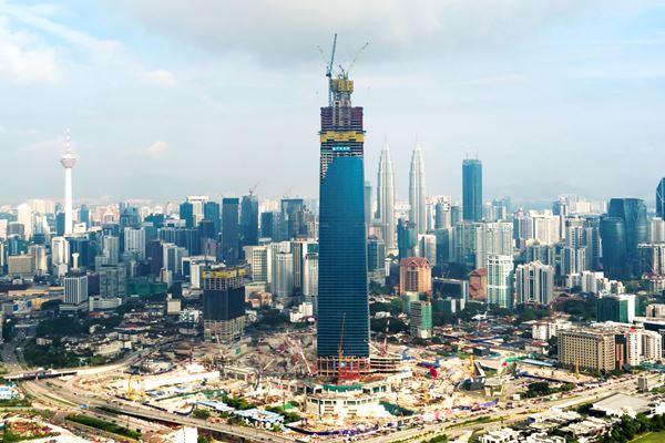 Inilah 5 Gedung Tertinggi Di Dunia Kabar24 Bisnis Com