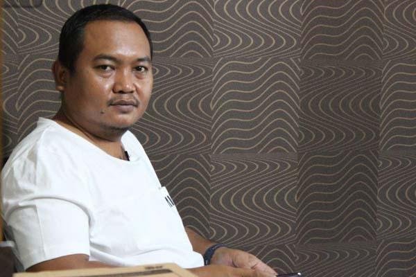 Owner PT Regarsport Industri Indonesia, Jumariyanto.