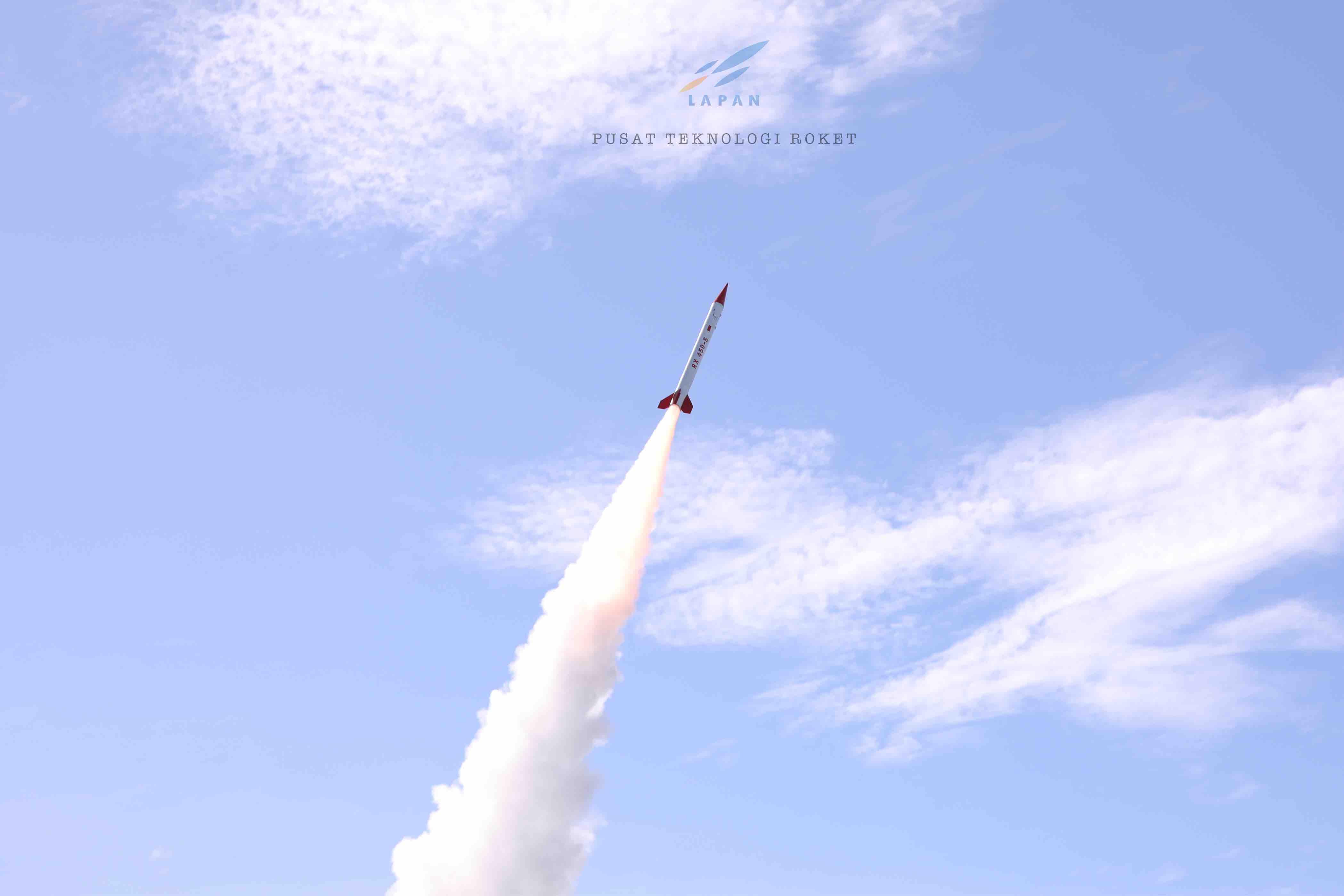 Roket Eksperimen Lapan Sukses Diluncurkan, Indonesia