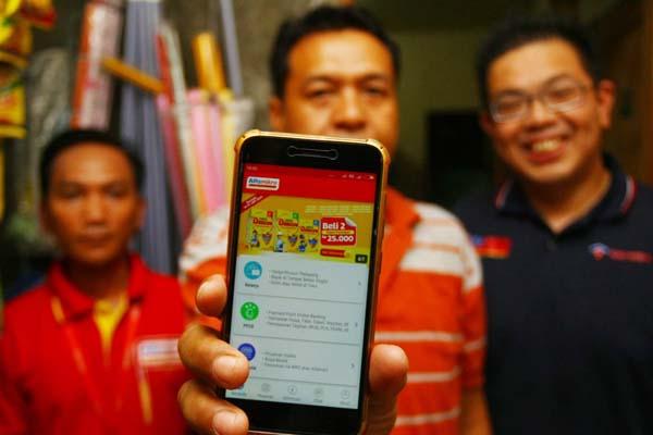 Aplikasi Tokomodal.