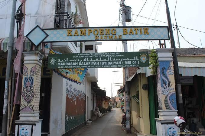 Sejarah 8 Sentra Batik Indonesia - Kabar24 Bisnis.com